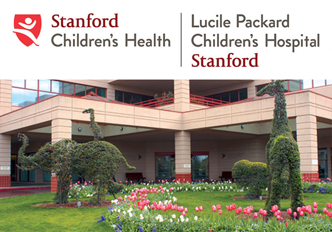 Tour of Stanford Children's Health, Lucile Packard