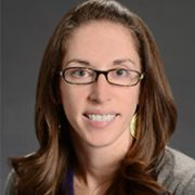 Sarah Dobrozsi, MD MS--Assistant Professor of Pediatric Hematology/Oncology
